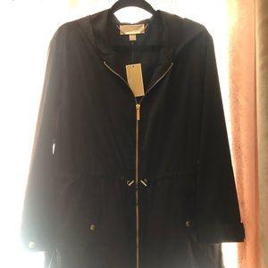 Micheal Kors silk long jacket